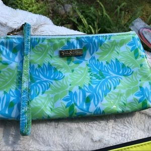 Bundle of 3 Pouches with One Lilly Pulitzer